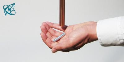 a078a1e0061 Ciênsação experimento mão na massa para sala de aula  Corrente de Foucault  ( física